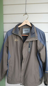 Jacket Emergency Limits, parka, Gore-Tex Size M