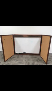 Boardroom - Whiteboard cabinet