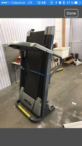 Tapis roulant TREADMILL inclinable