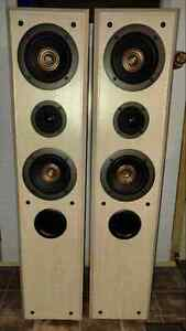 NICE TOWER SPEAKERS FOR HOME ENTERTAINMENT
