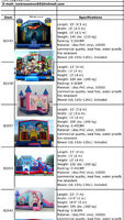 BRAND NEW BOUNCY CASTLE BUSINESS FOR SALE