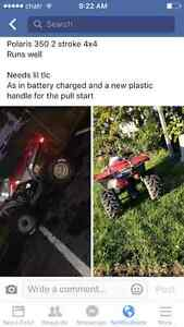 Used 1995 Polaris Sportsman