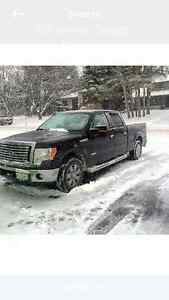 2011 Ford F-150 Ecoboost Pickup Truck- 3.5L cheap on gas