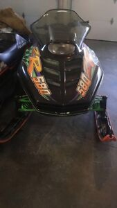 1996 Arctic Cat Zr 580