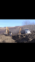 Excavation Contractor for Hire