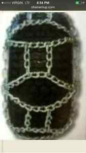 LOOK > >> New Tire Chains, For Tractors, Skylifts, Graders, ETC. Edmonton Edmonton Area image 2