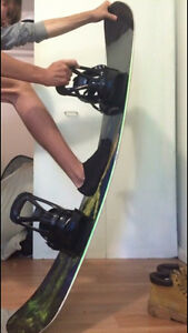 2014 DC ply snowboard 400$ or best offer Peterborough Peterborough Area image 6