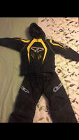 Boys fxr 2pc suit