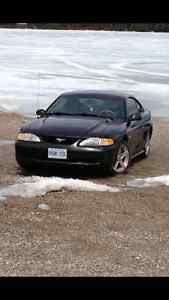 1997 Ford Mustang Coupe (2 door) Prince George British Columbia image 1