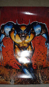 Classic X-Men, Wolverine comic book posters