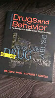 Drugs and behaviour