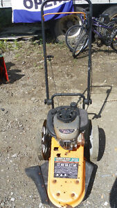 Yard king performance weed trimmer London Ontario image 1