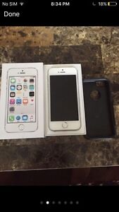 iPhone 5S (Silver) *16gb* $250