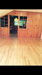 Super large one bed room, very clean, double parking, 2nd floor