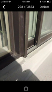 Home Restoration specializing in window sealants
