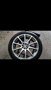 4, 18 inch rims for sale