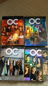 DVDS- The OC, Gossip Girl and the Vampire Diaries
