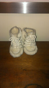 Baby Gap Girl's Booties - size 6-12 months