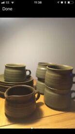 Langley tea set.