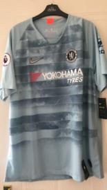 ed636163491 2018 19 New Chelsea FC Third Kit XL Shirt