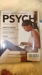 PSYCH by Rathus, Maheu and Veenvliet
