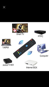 Wireless Remote Control Keyboard Controller Air Mouse