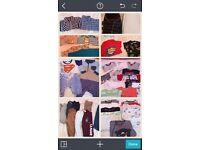 Boy clothes bundle