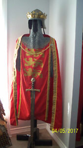 King Richard Outfit (Medieval)
