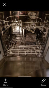 Stainless steal dishwasher