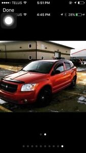 Trade Dodge Caliber ! Subs ! Rims !
