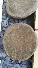 Garden stepping stones used collect only S26
