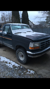 1992 Ford F-150 Coupe (2 door)