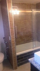 Bathroom renovation and other