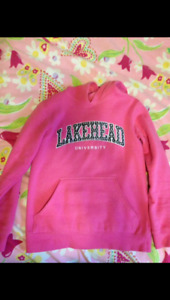 XS LAKEHEAD UNI women's sweaters ( could fit small too)