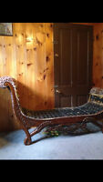 Antique chaise lounge couch for sale  $250 O.B.O