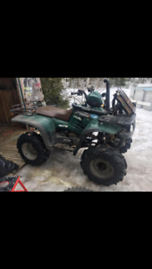 Polaris xplorer 400 2 stroke