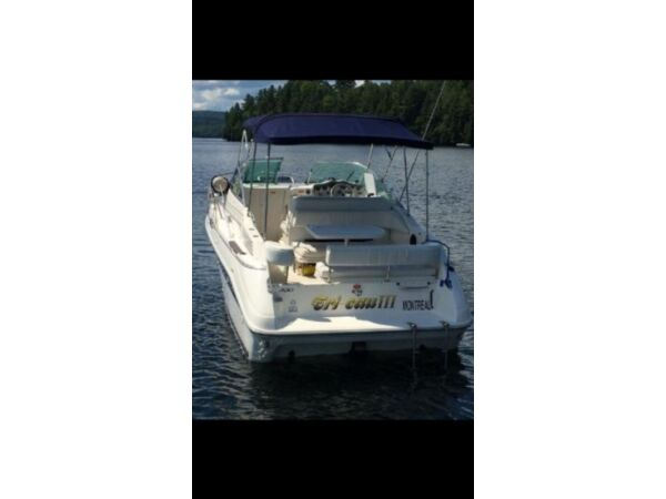 1994 Sea Ray Boats sea ray sundancer 230
