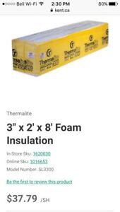 Insulation for sale ( attic and walls )