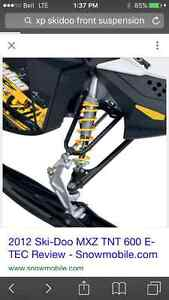 """Mxz renegade 42"""" front A-arm complete kit"""