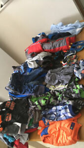 Lot of toddler/baby boy items