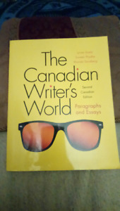 The canadian Writers World     2nd edition