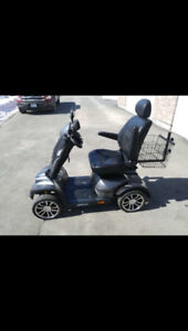 2016 Cobra GT4 four wheel electric scooter