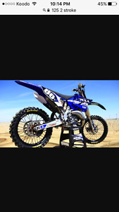 I want a 125/250 2 stroke send me whatnot you got