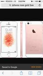 iPhone 5SE 16G Rose Gold