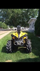 2014 Can-Am Renegade 1000 G2