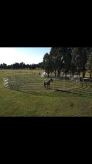 Yard Panels for Cattle, Horses and Sheep. Round yard packages etc Nicholson East Gippsland Preview