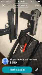 Tippman x7 and TiPX