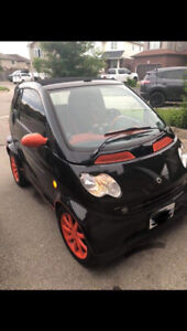 2006 Mercedes-Benz Smart Car FORTWO Passion 2Dr Convertible