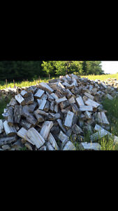 Dry mixed firewood mostly Maple