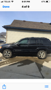 2004 Jeep Cherokee for parts.